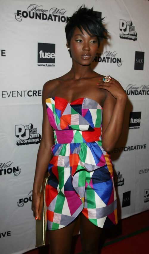 2013 Short Haircut for Black Women-4