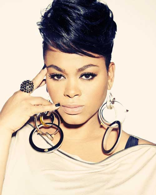 2013 Short Haircut for Black Women-6