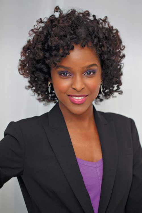 2013 Short Haircut for Black Women-7
