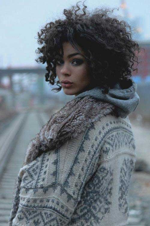 2013 Short Haircut for Black Women-9