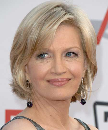 Best Short Haircuts for Older Women-3