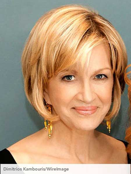 Short Haircuts For Women Over 60 Stylish