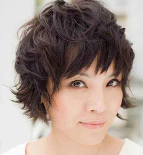 Best Short Messy Hairstyles-10
