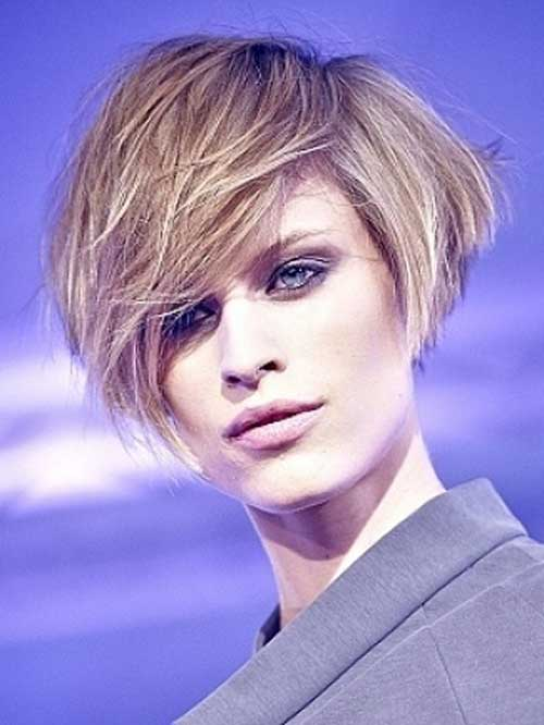 Best Short Messy Hairstyles-2