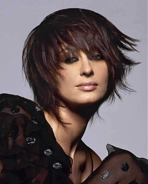 Best Short Messy Hairstyles-5