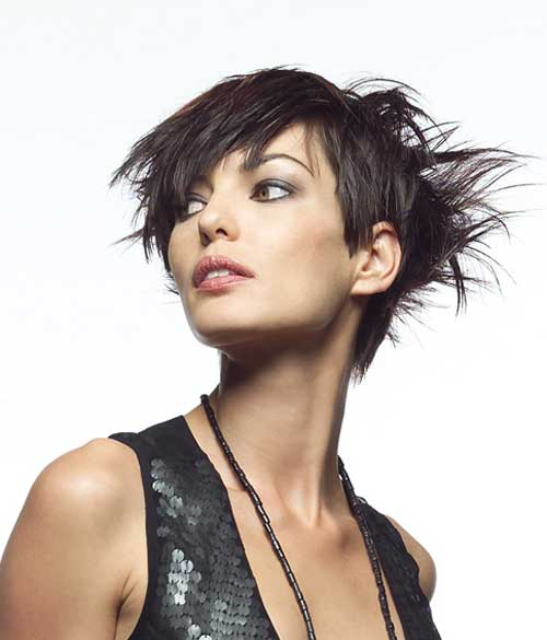 Best Short Messy Hairstyles-7