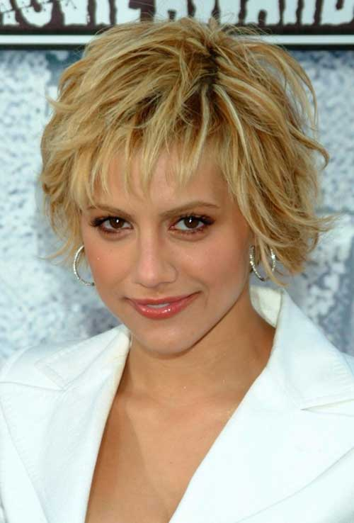 Best Short Messy Hairstyles-8