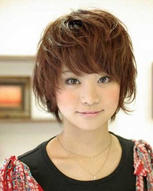 Best Short Messy Hairstyles-9
