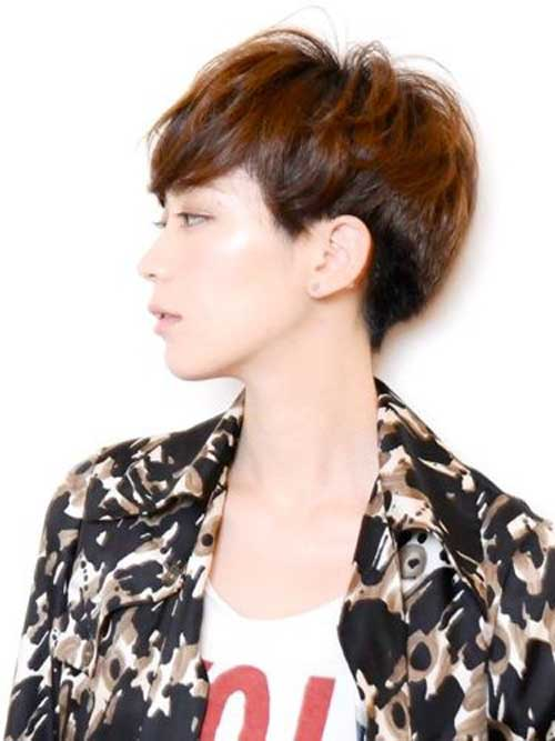 Best short hair for Asian women