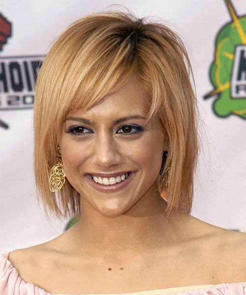 Brittany Murphy short haircut