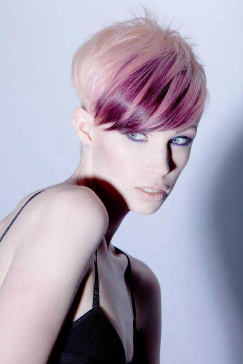 Color Ideas for Short Hair 2013-1