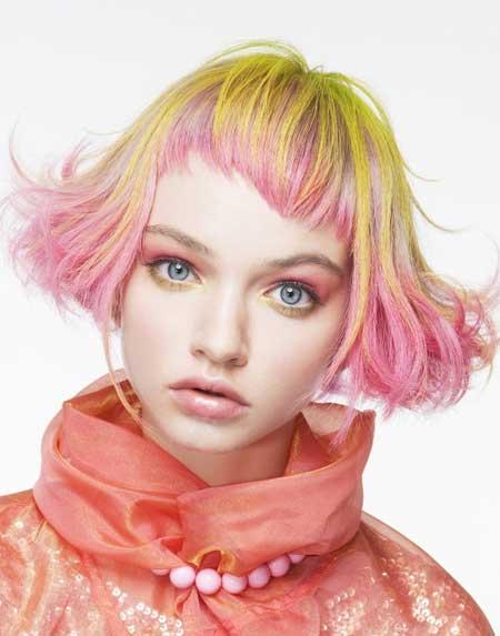 Color Ideas for Short Hair 2013-10