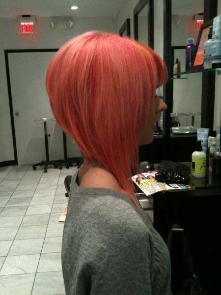 Color Ideas for Short Hair 2013-11