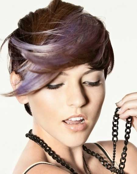 Color Ideas for Short Hair 2013-12