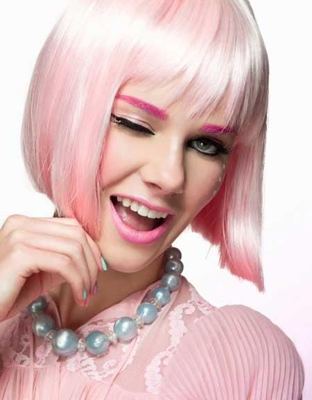 Color Ideas for Short Hair 2013-13