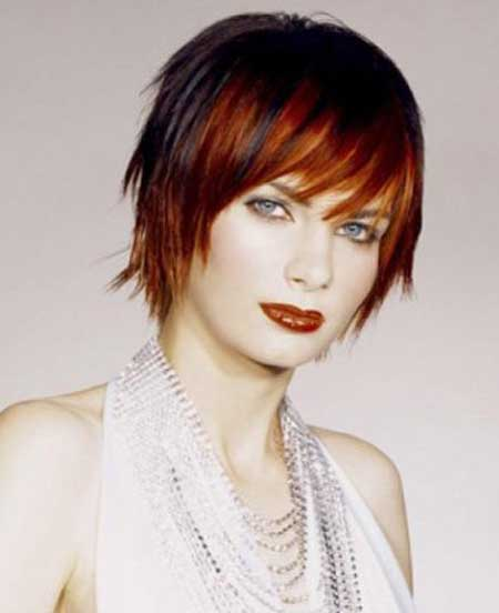 Color Ideas for Short Hair 2013-14