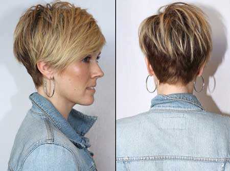 Color Ideas for Short Hair 2013-7