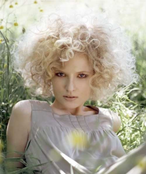 Curly Short Haircuts for 2013-3