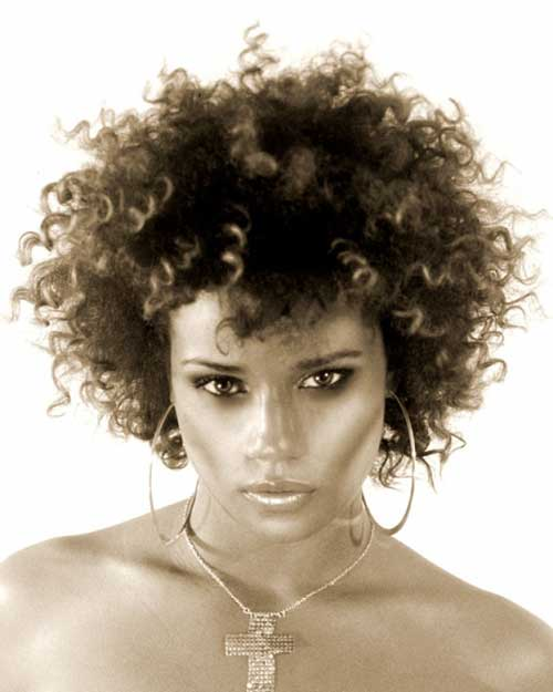 Curly Short Haircuts for 2013-5