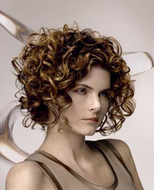 Curly Short Haircuts for 2013-6