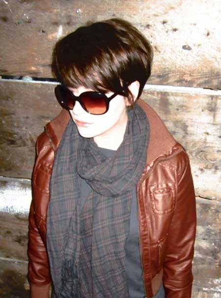 Cute New Short Haircuts-10