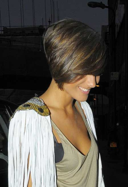 Cute New Short Haircuts-3