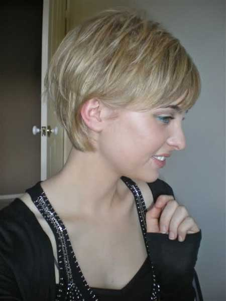 Cute Short Cuts for Women-1
