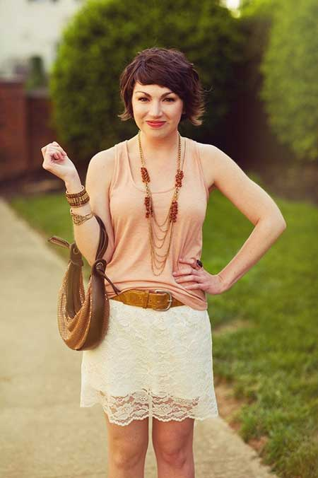 Cute Short Cuts for Women-4