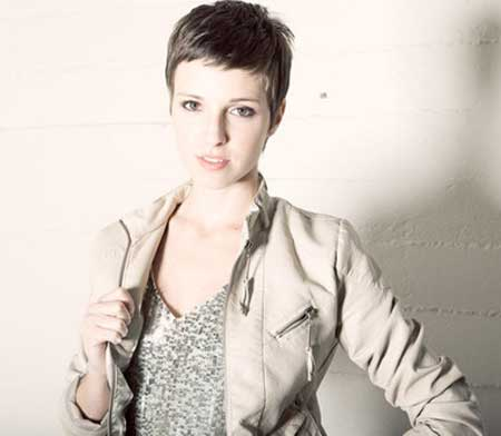 Cute pixie cuts for 2013