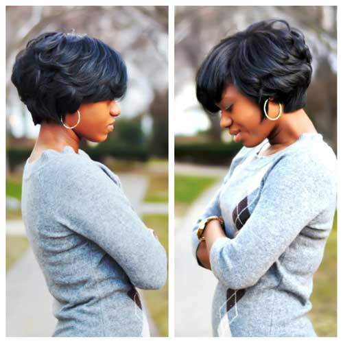 Outstanding Short Hairstyles For Black Women 2013 Short Hairstyles 2016 Short Hairstyles Gunalazisus