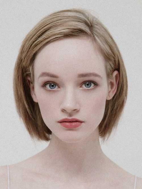 Cute short haircuts for straight hair