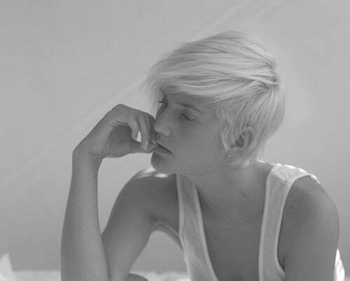 Easy styles for pixie cuts
