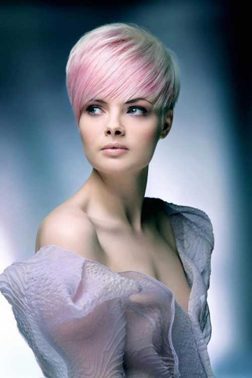 Hair Color Styles for Short Hair-4