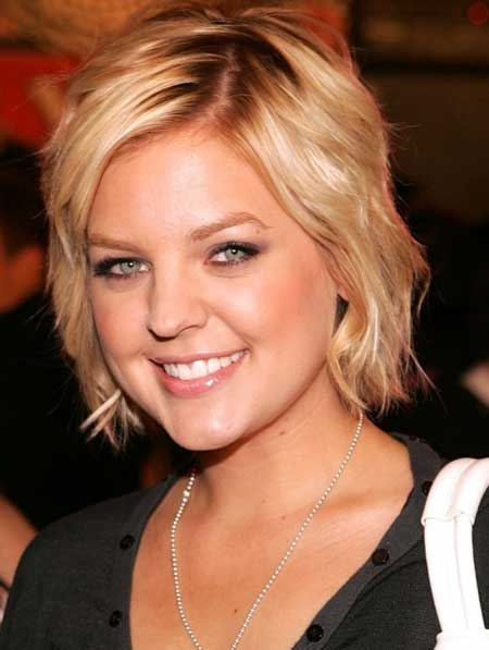 Kirsten Storms short haircut