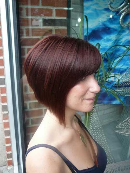 Latest bob haircuts 2013