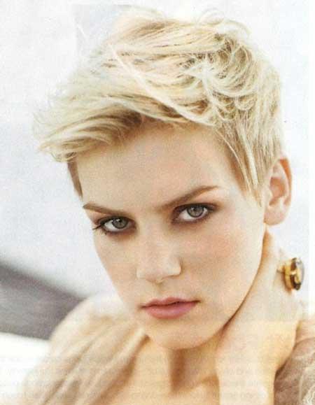 New Short Blonde Hairstyles-1