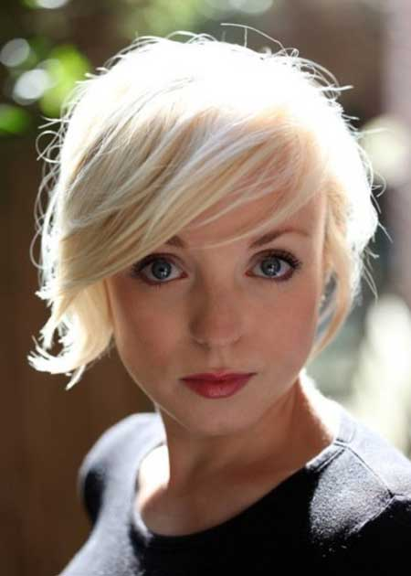 New Short Blonde Hairstyles-10