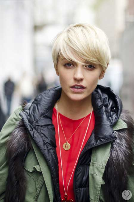 New Short Blonde Hairstyles-12