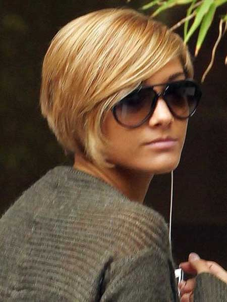 New Short Blonde Hairstyles