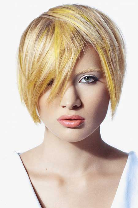 New Short Blonde Hairstyles-14