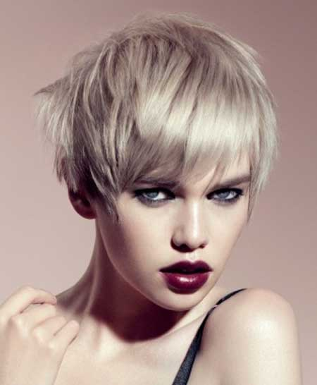 New Short Blonde Hairstyles-3
