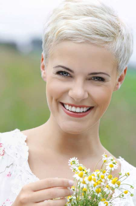 New Short Blonde Hairstyles-4