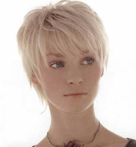 New Short Blonde Hairstyles-9