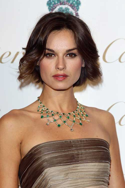 Photos of Short Wavy Hair-1