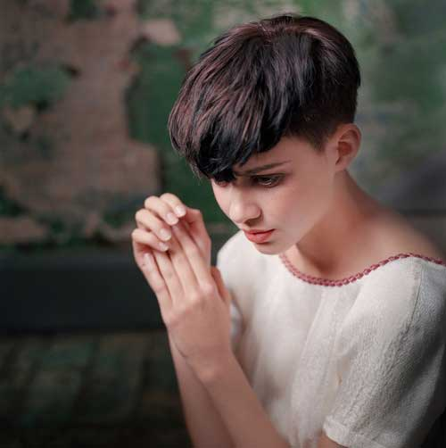 Pictures of Short Pixie Hairstyles-1