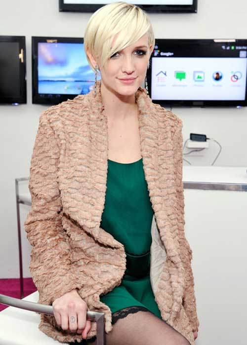 Pictures of Short Pixie Hairstyles-5