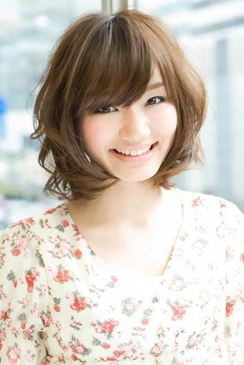 Popular Asian Short Hairstyles-2