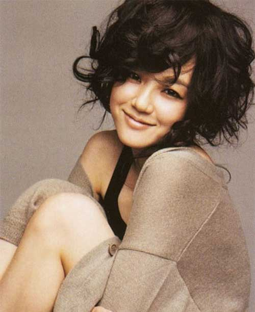 Popular Asian Short Hairstyles-3