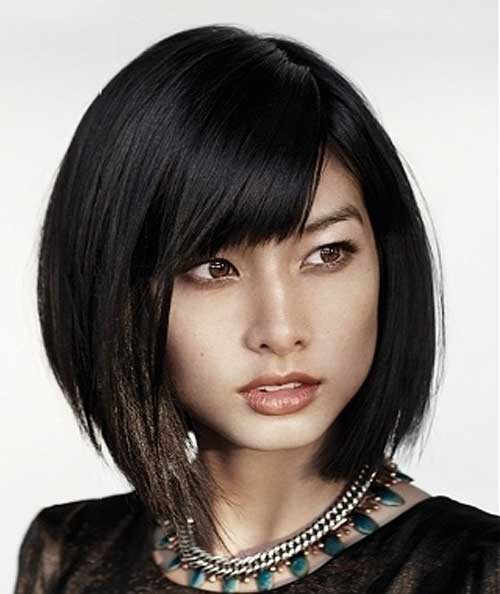 Popular Asian Short Hairstyles-8