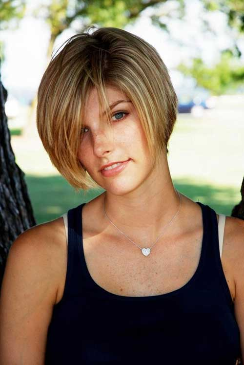 Wonderful Short Hairstyles